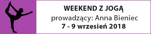 Weekend z jogą 7-9.09.2018_Anna Bieniec