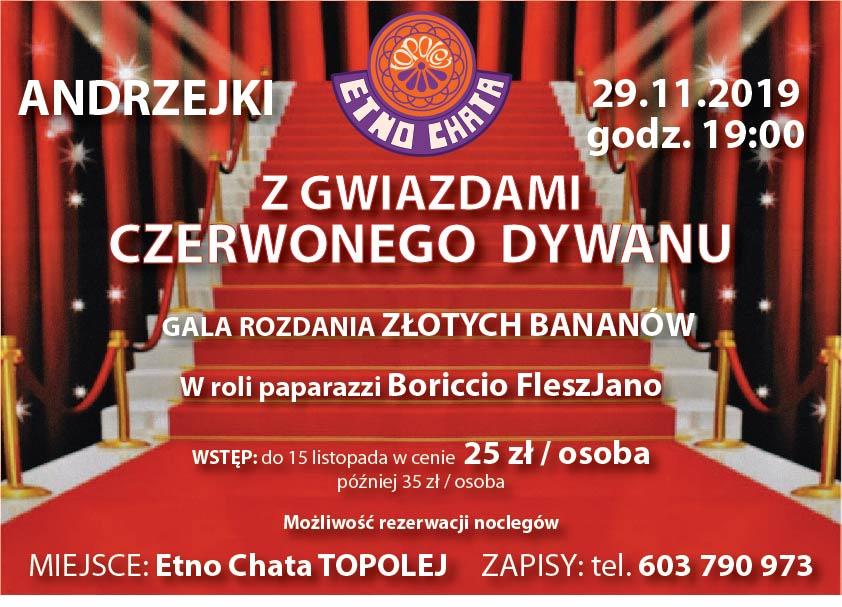 andrzejki 2019_Etno Chata TOPOLEJ_Ustroń k Ustroń