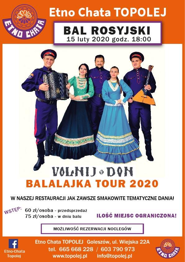 Bal rosyjski 2020_EtnoChataTOPOLEJ